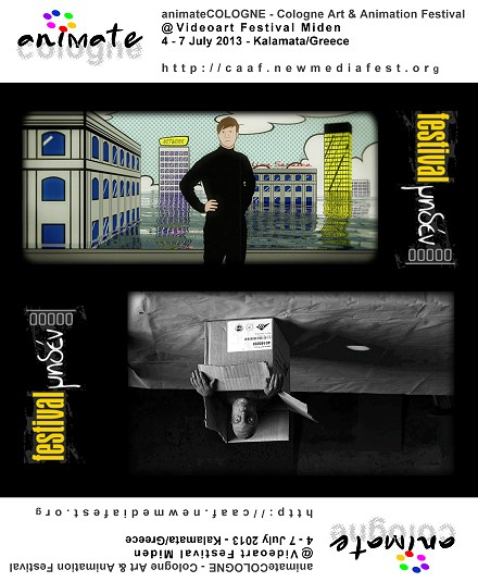 animateCologne - Cologne Art & Animation Festival