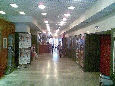 BuSho _ Festival location interior