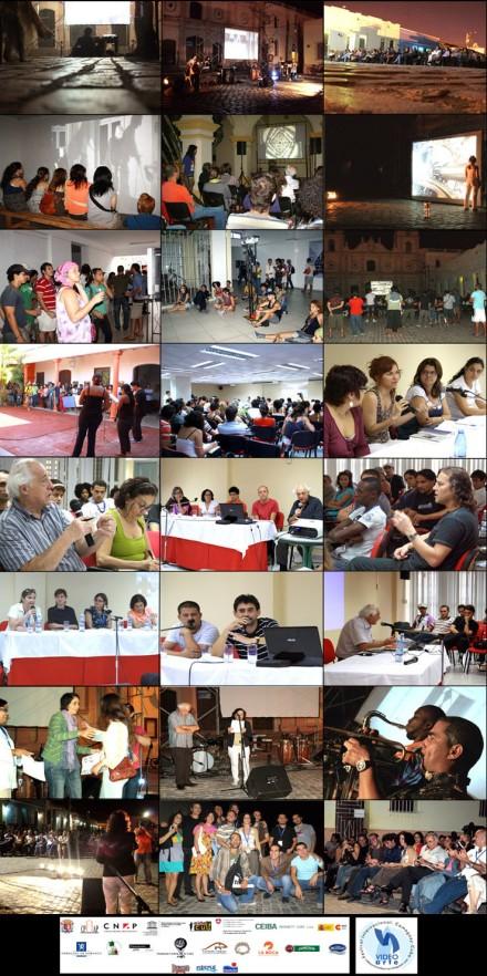 Videoart Festival Camaguey 2011