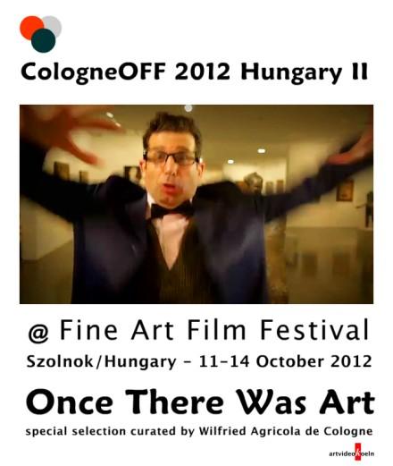 Fine Art Film Festival Szolnok/Hungary