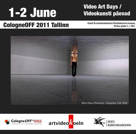 CologneOFF 2011 Tallinn