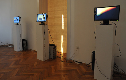 PInstallations at Arad Art Museum - 31 March -2 April 2011