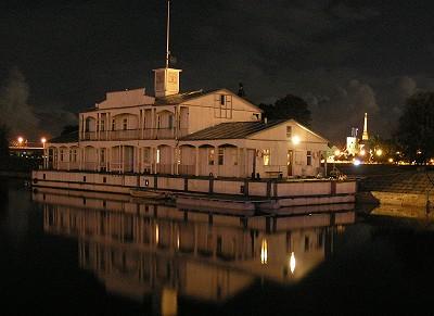 Floating Art Center Noass - Riga/Latvia