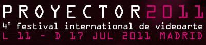 Proyector Videoart Festival