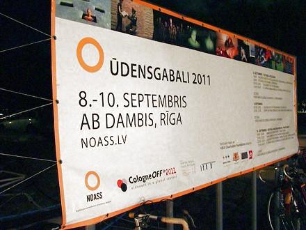 Waterpieces Festival -  Noass - Riga/Latvia
